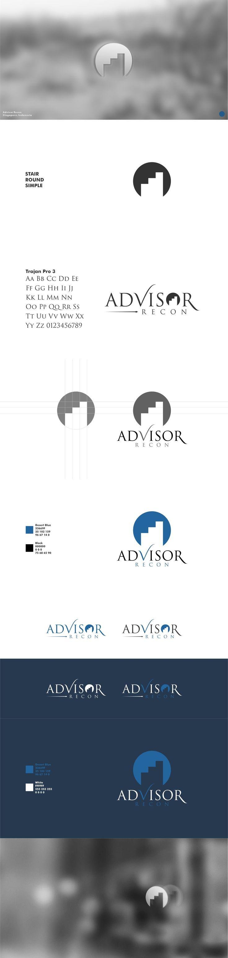 Advisor Recon  - Visual Identity #visual #identity #visualidentity #logo #graphic #design #graphicdesign #digitalart #presentation #portfolio