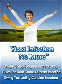 White discharge - http://www.women-health-info.com/425-White-discharge-Yeast-infection.html