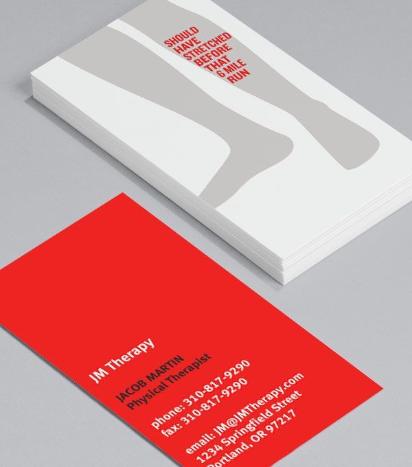 Programa para hacer business card and flyers at home people programa reheart Choice Image