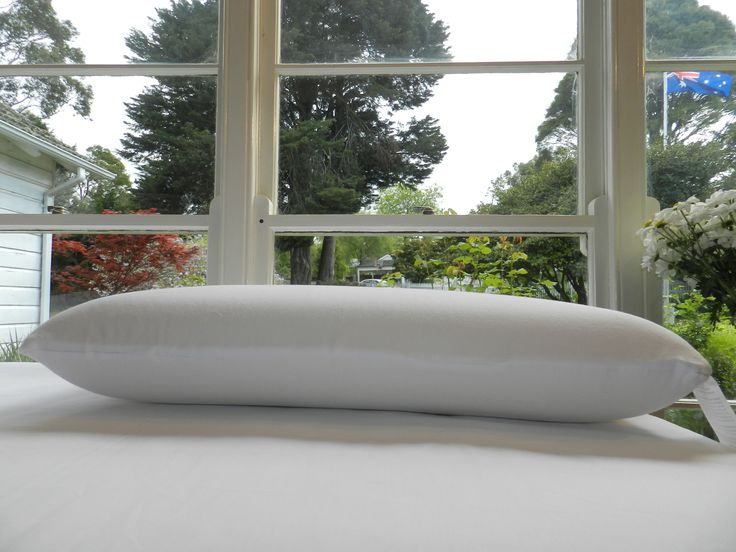 TLC 'Traditional' Talalay latex pillow. A medium height all rounder - great for the side and tummy sleepers. $70.00 www.tlclatexpillows.com.au