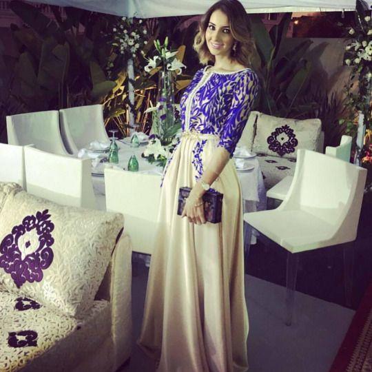 Dubai Fashionista Kaftan