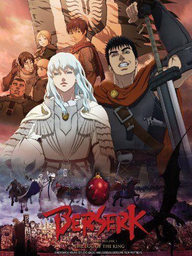 Berserk envahit la chaîne J-One, 02 Février 2016 - Manga news