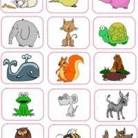 """Je viens de faire l'acquisition du livre de chez RETZ """"Jeux de sons et de lecture"""" et voici mon 1er jeu ! Il s'agit d'un jeu de rimes tout simple où les enfants doivent associer un animal avec un..."""