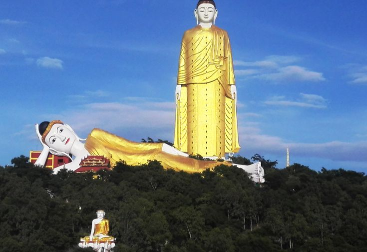Monywa is the commercial trading town located in the west bank of chindwin river and important for trading to India. It is very famous pilgrimage site among the local visitors with its stunning world highest standing Buddha Image, 1000 Bawdi trees pagodas, Moehnyin Thanboddhay Pagoda and Phoe Win Taung cave.