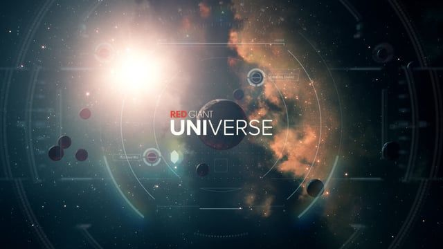 Join Red Giant Universe for FREE at http://redgiant.com/universe.