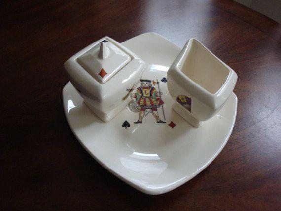 American Limoges China Co ALC CO CASINO 16 Piece Dinnerware