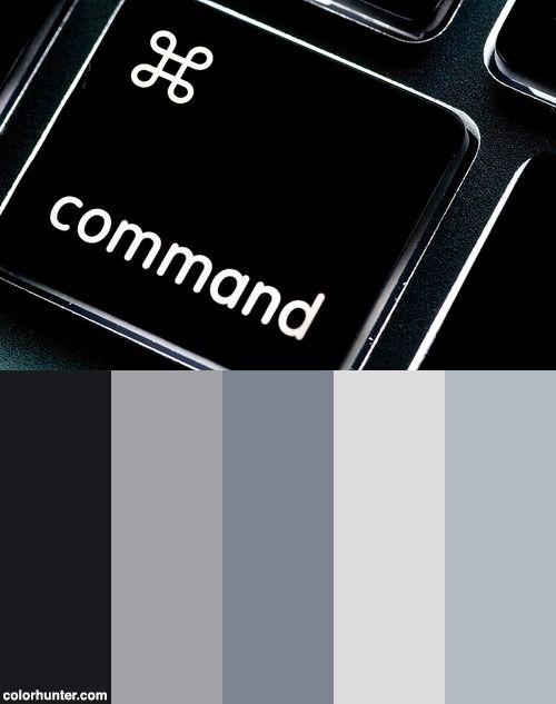 On Command Color Scheme