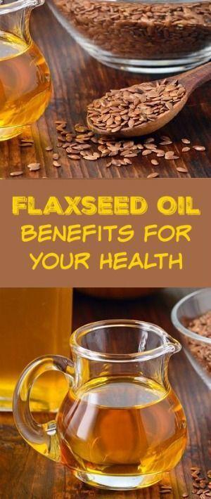 Amazing Flaxseed Oil Health Benefits