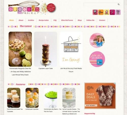 Cupcake Project   Fine Lime Designs