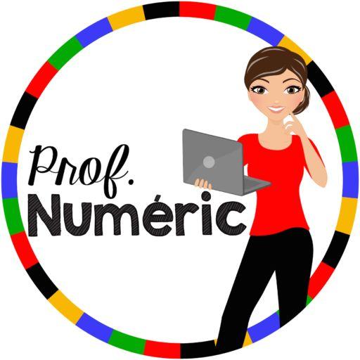 Prof Numéric – Ressources numériques pour la classe d'aujourd'hui