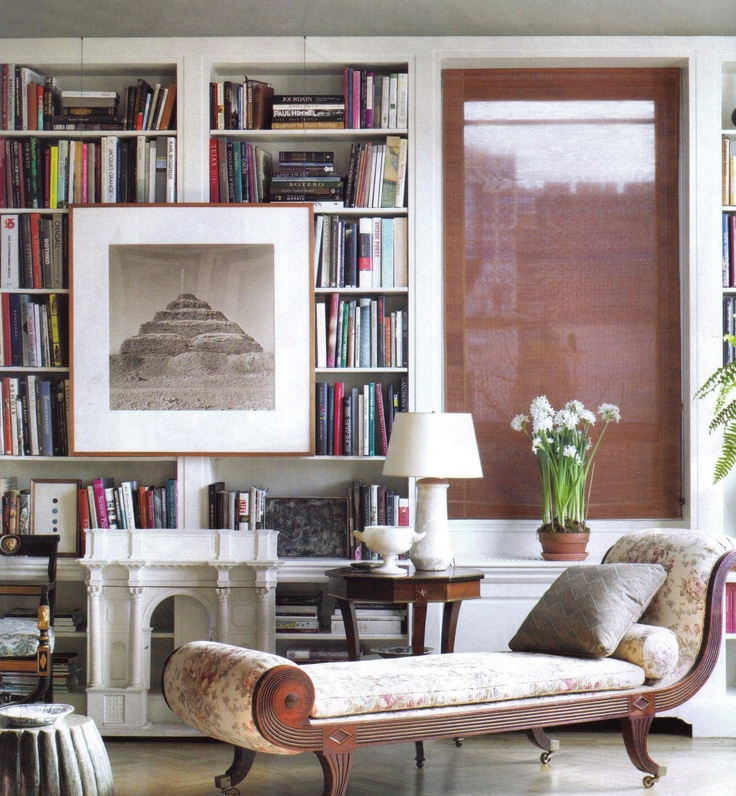 26 Best Images About Dining Room With Bookshelves On