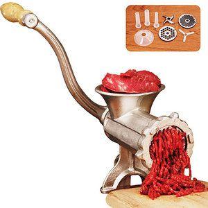 Prago Weston #10 Deluxe Meat Grinder  We hunt and do are own deer processing   #WalmartGreen