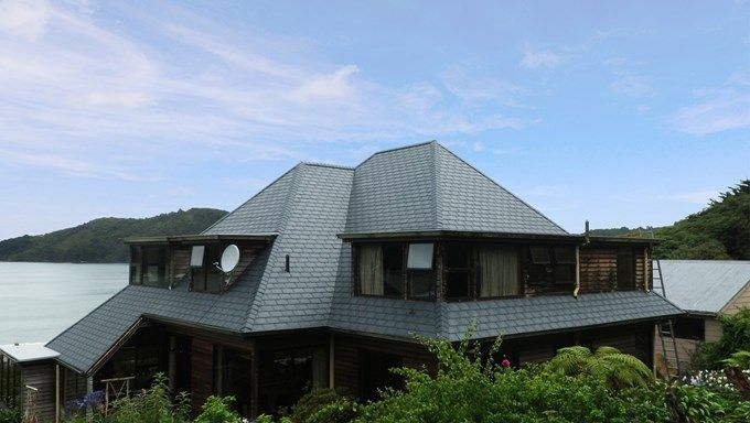 Viking Ecostar | Eco-alternative to natural slate | Pitched Roofs | Light weight roofing tile | Residential Roofing | Viking Roofspec