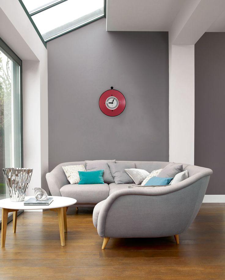Wohnzimmer Grau Weis Rot. Die Besten 25+ Sofa Weiß Grau Ideen Auf