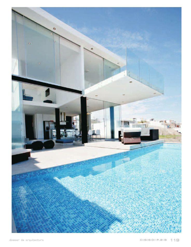 ISSUU - Dossier 16 casas de playa by pull creativo