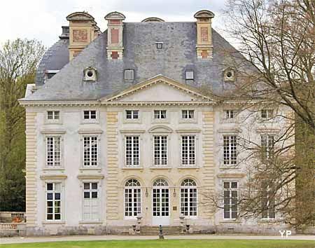 Château de Herces, par l'architecte de l'hôtel des Monnaies