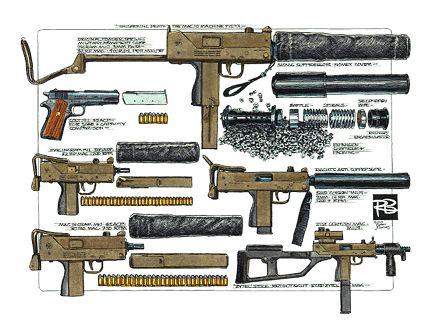 Large image of MAC10