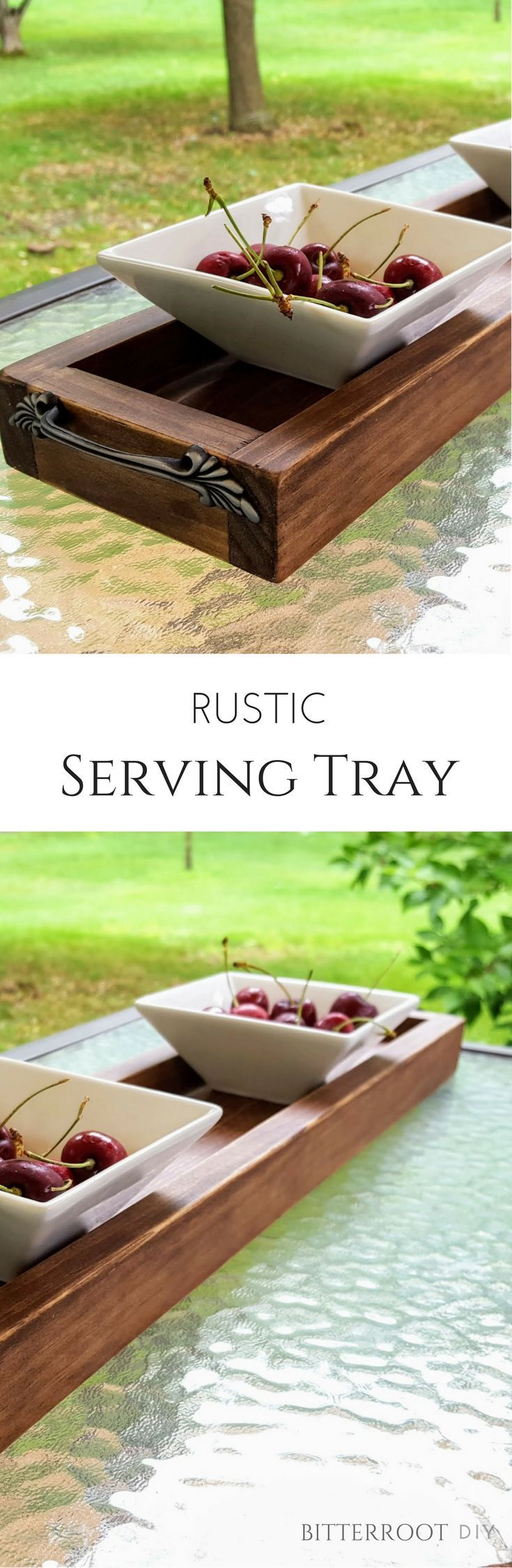Best 25+ Rustic serving trays ideas on Pinterest | Serving trays ...