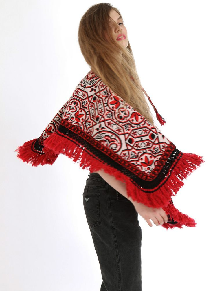Poncho: http://retrock.com/collections/womens-vintage-poncho/products/red-short-poncho
