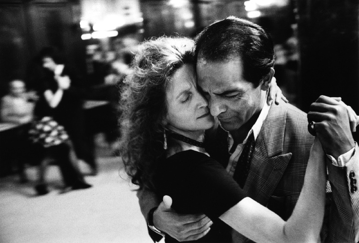 Sally Potter's The Tango Lesson http://www.curzoncinemas.com/film_on_demand/967/the-tango-lesson/