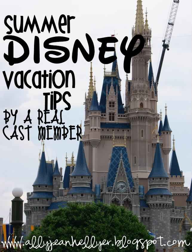 Ally Jean: {Hoosier Momma Moments} Summer Disney Tips