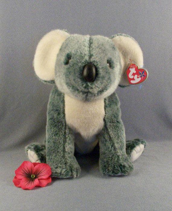 The Beanie Buddies Collection // Koala Bear by SiggisVintageAttic