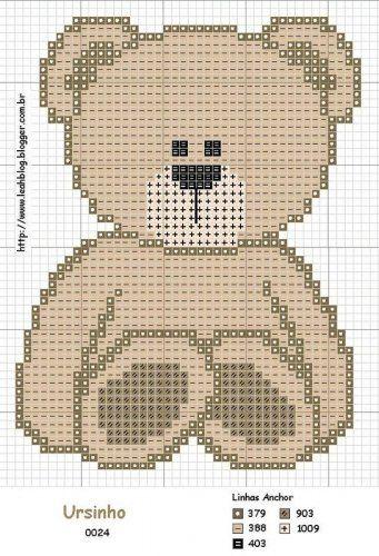 Жаккард, вышивка для детей - схемы.. Обсуждение на LiveInternet - Российский Сервис Онлайн-Дневников