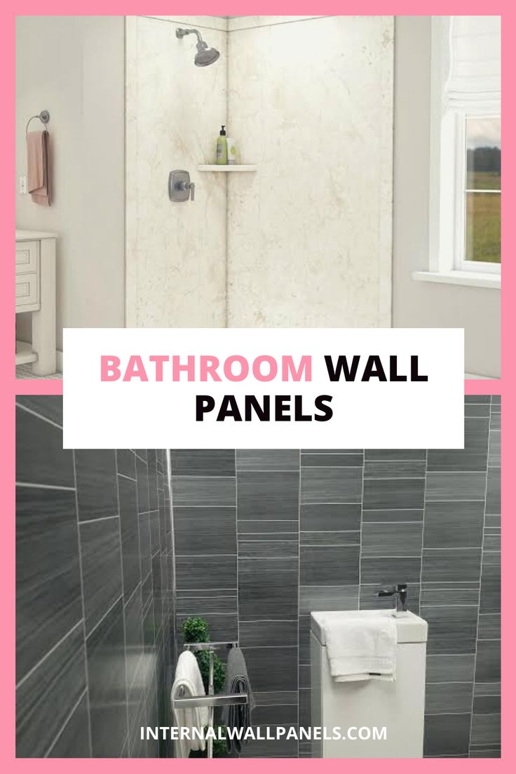 Diy ready wall panels for bathroom and showers in 2020