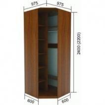 купить Модерн шкаф угловой интернет магазин мебели Ярославль