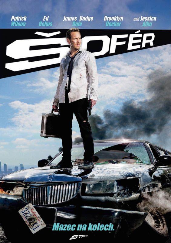 DVD | Šofér Zatímco hlavní hrdina Kevin řídí hladce hollywoodskou limuzínu, v živote už párkrát narazil.