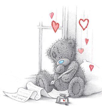 Tatty Teddy Love Letters