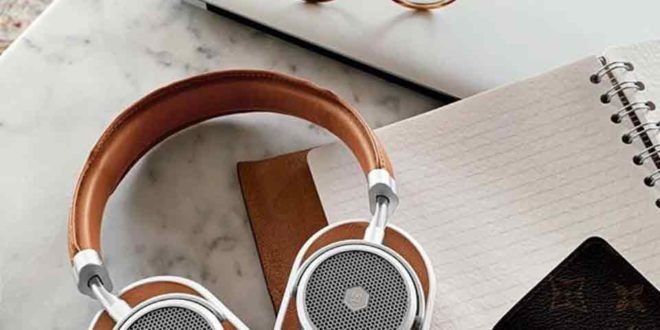 Master & Dynamic MW65 Active Noise Cancelling Headphones With