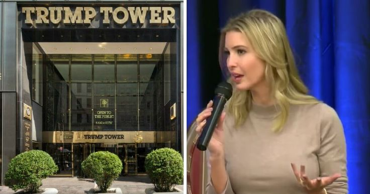 Tried to enter Trump Tower.