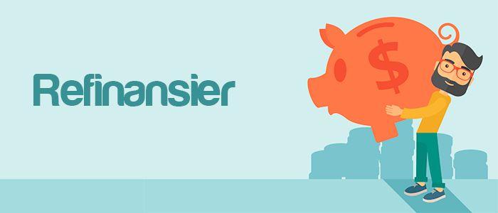 Hvor mye kan jeg spare ved å refinansiere dyr gjeld?