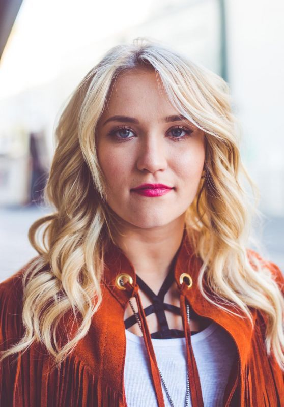 dailyactress:     Emily Osment  NKD Magazine June 2016 Issue