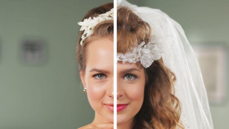 De kapsels die vrouwen door de jaren heen droegen op hun bruiloft zijn erg verschillend. Welk kapsel vind jij het…
