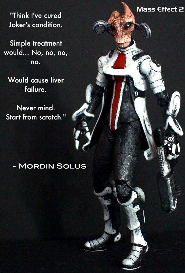 Mordin solus art quotes