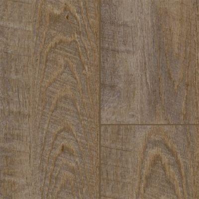 """PVC vloer ComfyClick Sawcut Hickory Wyoming 18782. Mooie pvc laminaat vloer met een """"geleefde""""uitstraling voorzien van voelbare zaagsnede structuur."""