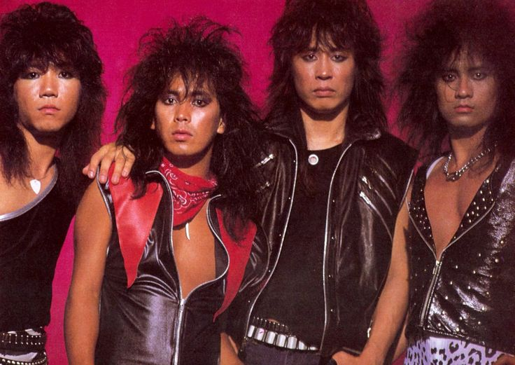 Loudness: Japanese Heavy Metal Icons | Heavy Metal, Heavy ...