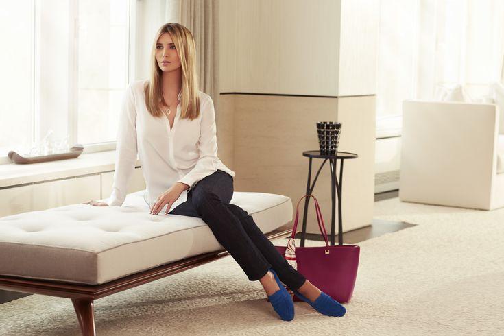 Women of Style: Ivanka Trump via The Zoe Report