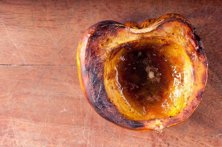 how to cook acorn squash on the grill