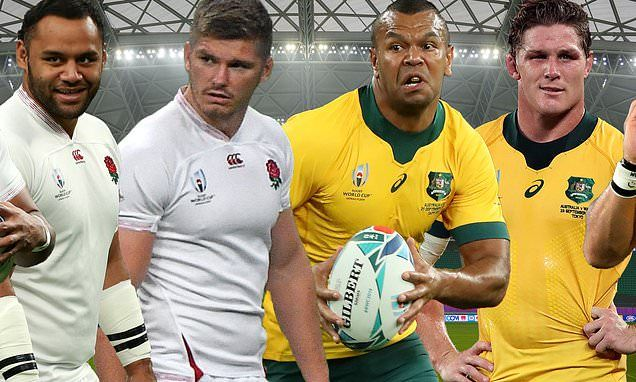 England Vs Australia Rugby World Cup 2019 Live Score And Updates As Wallabies To Cause Upset Australia Rugby Rugby World Cup World Cup