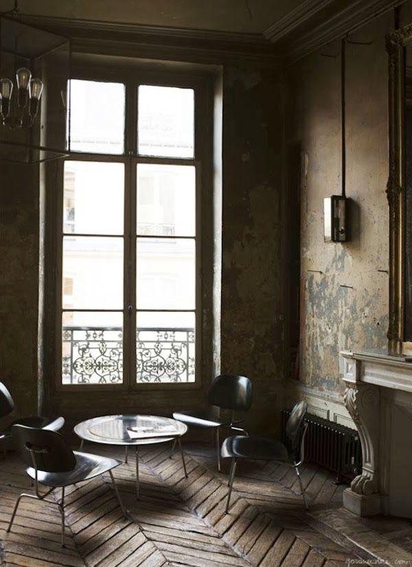 Parisian style 154 best Notable Interiors images