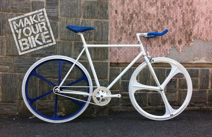 Galleria - La Bici Di Andrea | Bici personalizzate - Bici uniche - Configuratore fixed
