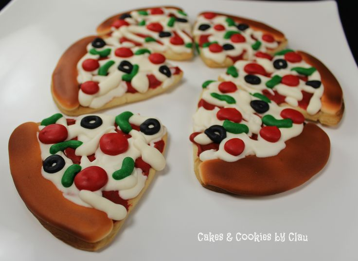 Sugar Cookie Pizzas Recipes — Dishmaps