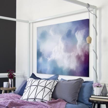 Transcend | Heaven Sent Canvas Print | Various Sizes