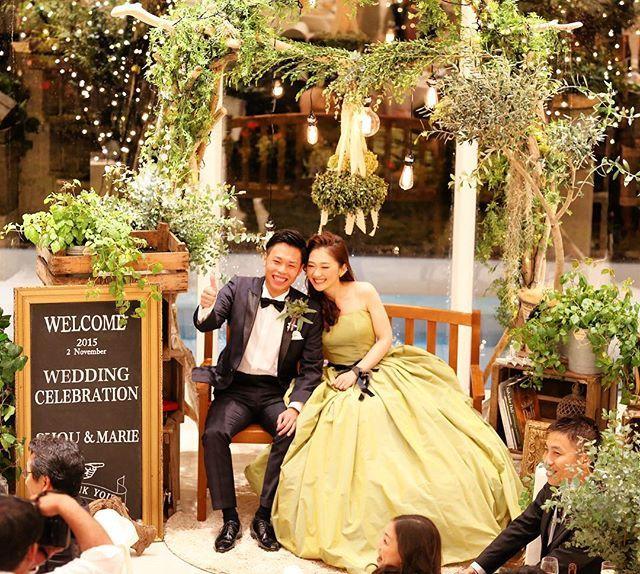 ・ happy wedding♡ ・ ・ ・ #プレ花嫁 #ララシャンス #ウエディング #ドレス #カラードレス #結婚式 #結婚 #ウエディングフォト #wedding #花嫁 #コーディネート #ウエディングアイテム #プレ花嫁卒業 #会場コーディネート #アイテム #結婚式アイテム #福井 #ブライダル #WEDDING #dress
