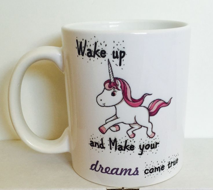 A personal favourite from my Etsy shop https://www.etsy.com/uk/listing/459481496/wake-up-and-make-your-dreams-come-true