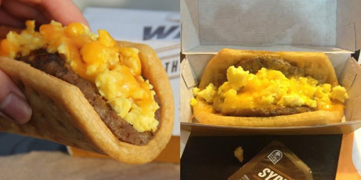 What Taco Bell Won't Tell You About Its New Breakfast Menu
