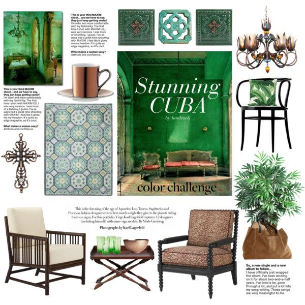 Stunning CUBA | Interiors, Living room ideas and Decorating